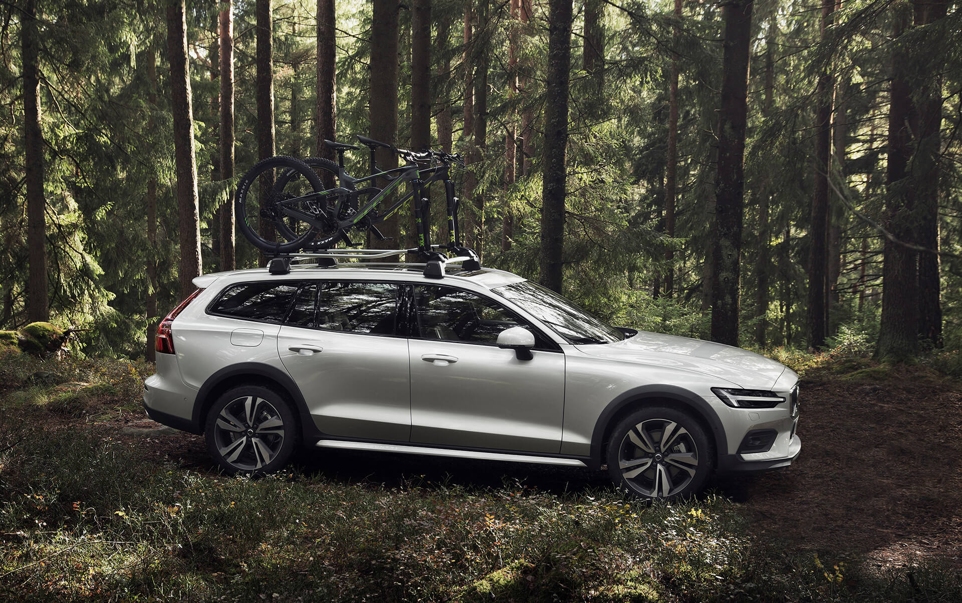 Volvo V60 Cross Country 2019