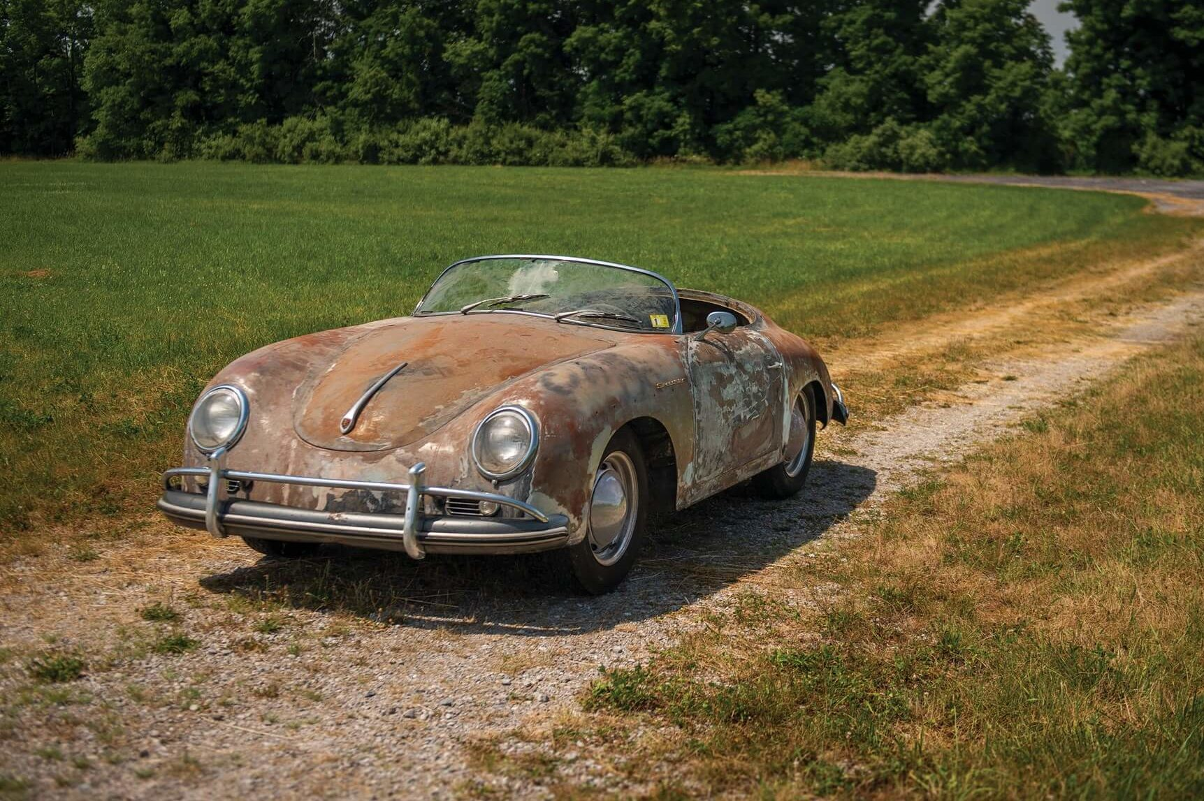 1958 Porsche 356 A 1600 Super Speedster Reutter