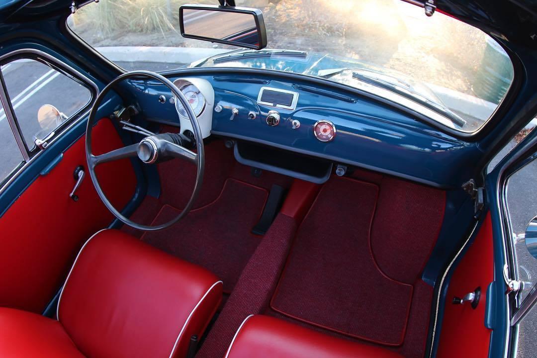 Fiat 500 Giardiniera EV Derelict