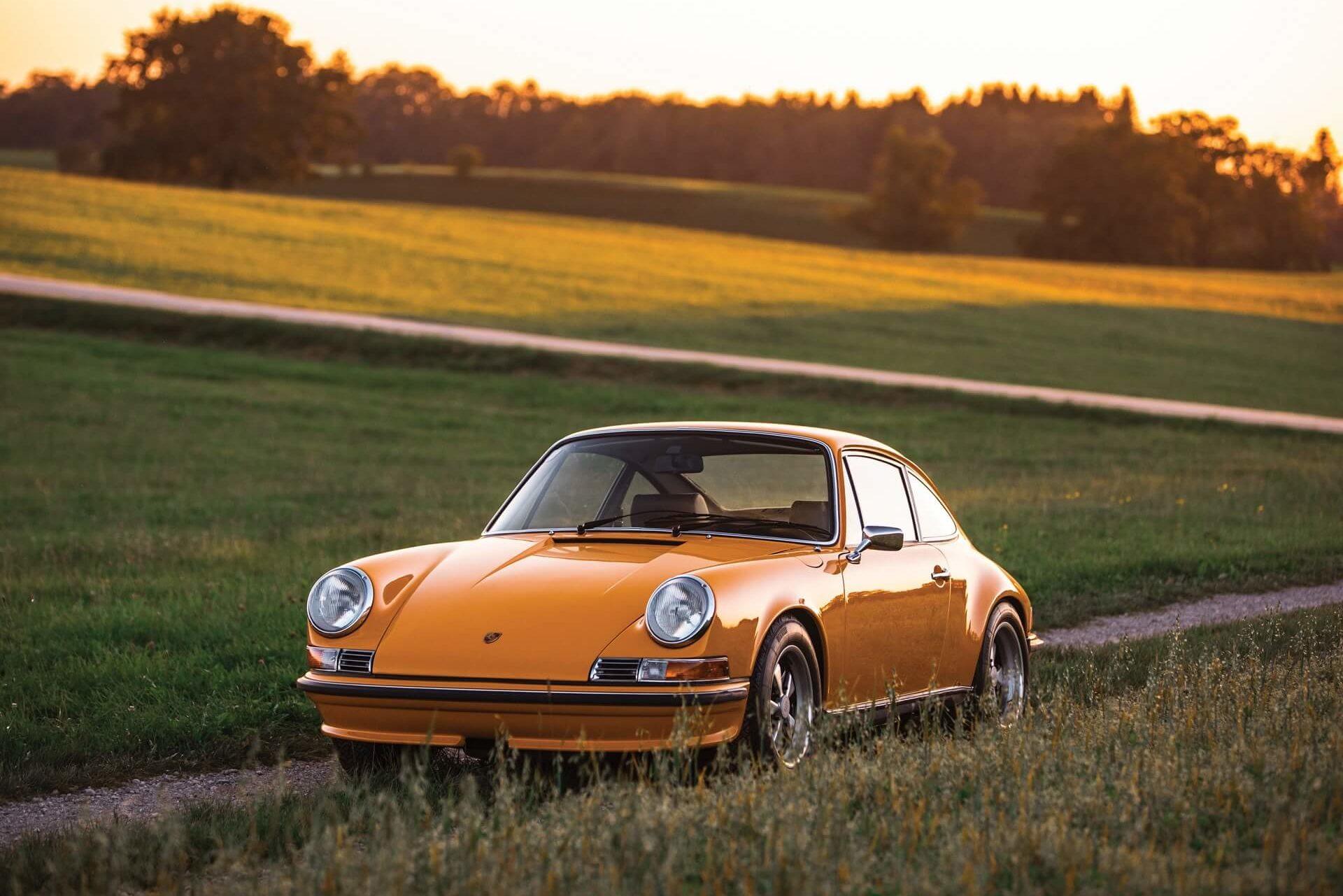 1973 Porsche 911 RS proto