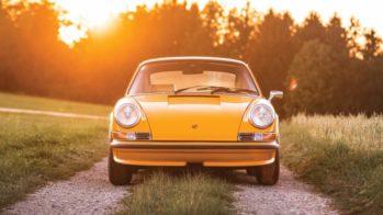 Porsche 911 RS protótipo