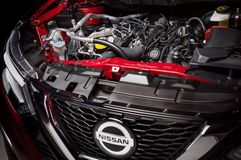 Nissan Qashqai 1.3 l Turbo