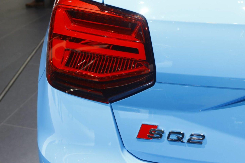 Audi SQ2 2018