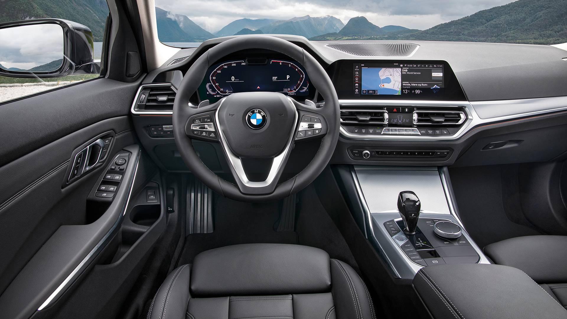 Quanto custa o novo BMW Série 3 (G20)?