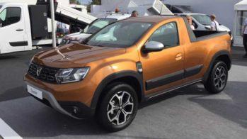 Dacia Duster pick-up