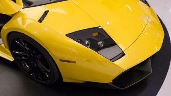 Lamborghini Murciélago réplica iraniana