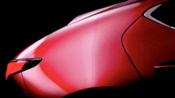 Mazda Mazda3 teaser