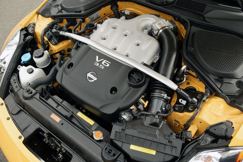 Nissan 350z VQ35DE