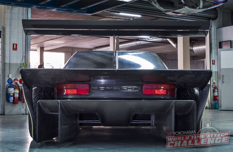 Porsche 968 World Time Attack Challenge
