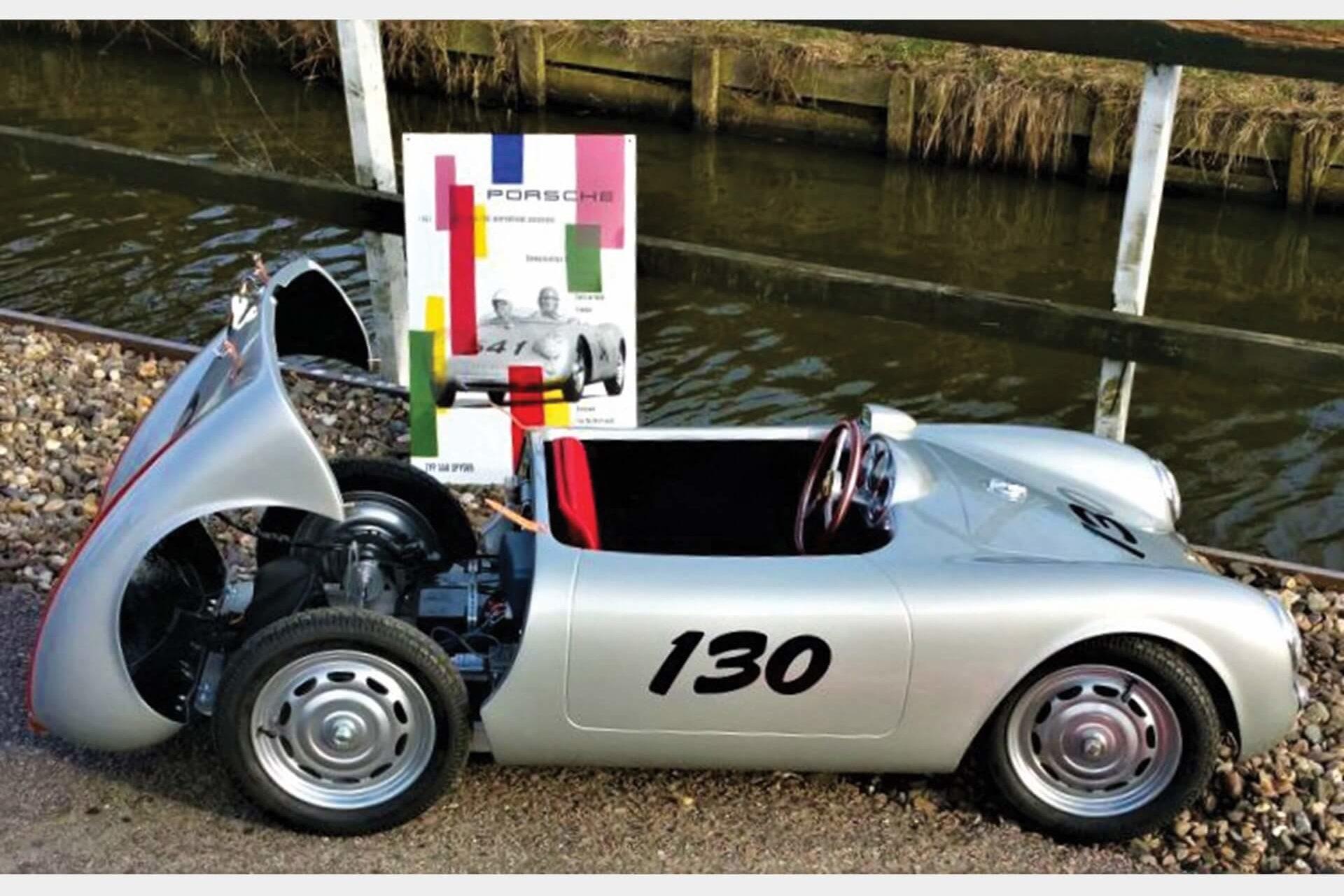 Porsche 550 Junior