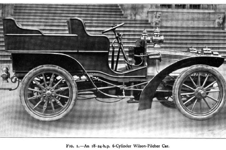 Wilson-Pilcher Car