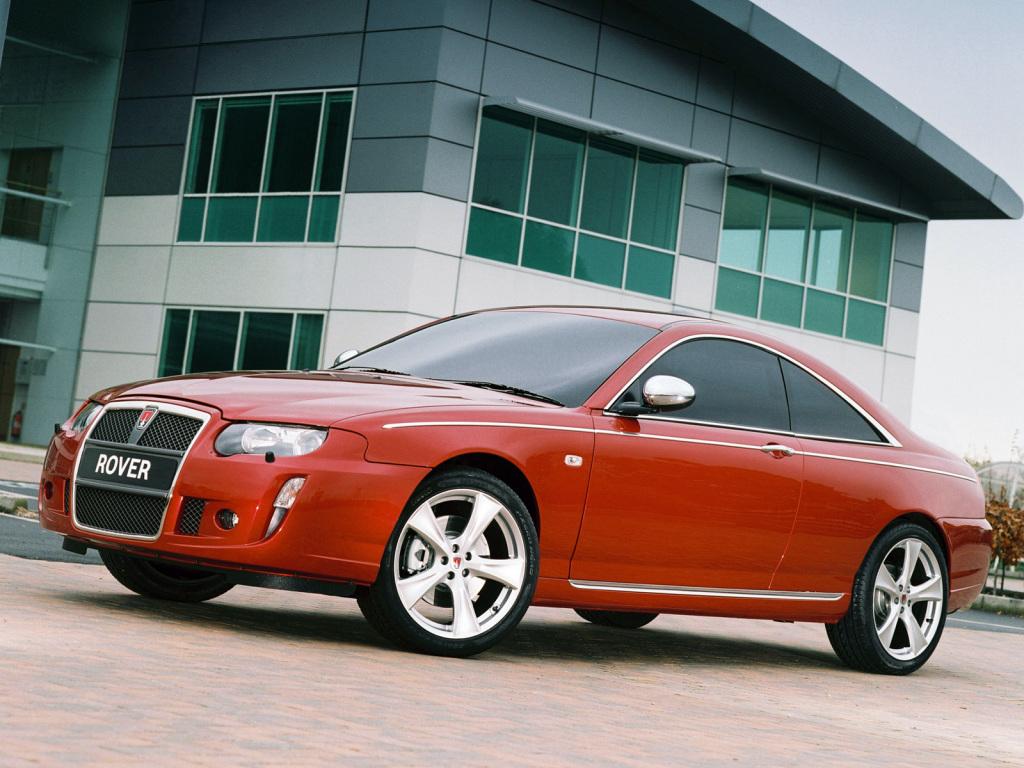 Rover 75 Coupe Concept