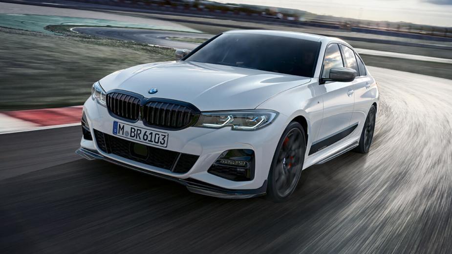 BMW Série 3 M Performance