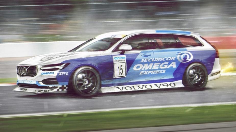 Volvo v90 btcc