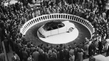 Citroen DS 1955