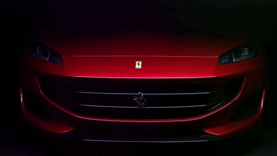 Ferrari Portofino Teaser