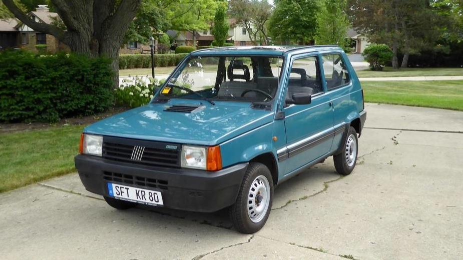 Fiat Panda 1991