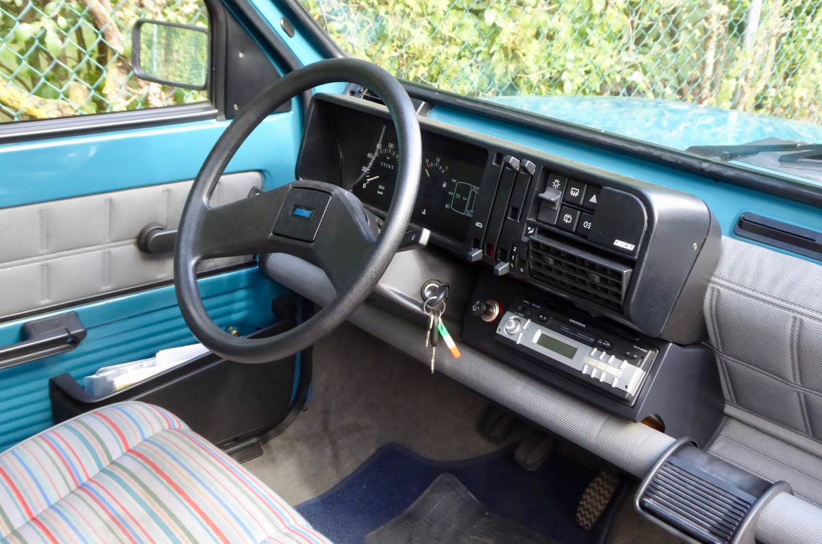 Fiat Panda 750 1991