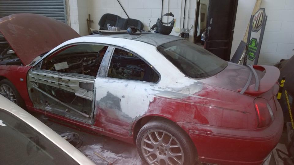 Rover 75 Coupé