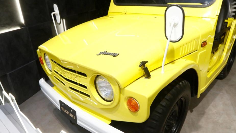 Suzuki Jimny (LJ10)