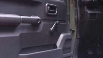 porta do Suzuki Jimny