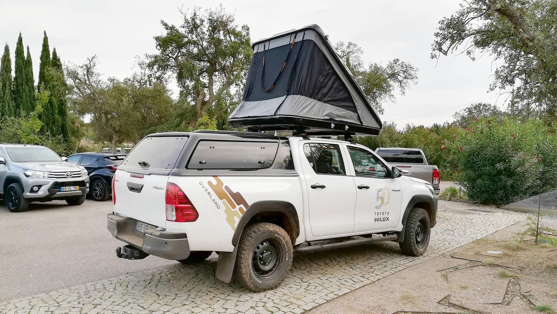 Toyota Hilux Overland