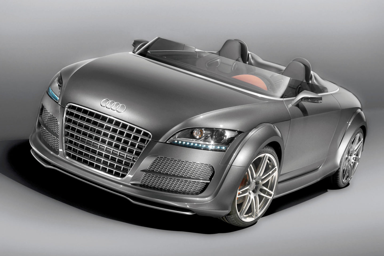 Audi TT Clusbsport Quattro concept