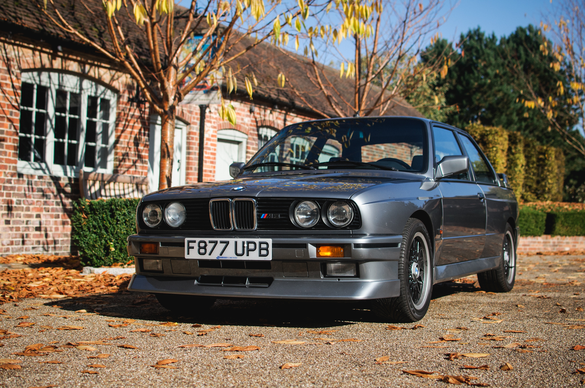 BMW M3 (E30) Johnny Cecotto Limited Edition