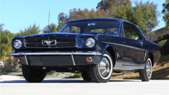 Ford Mustang Hardtop