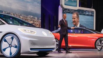 Herbert Diess, CEO Grupo Volkswagen