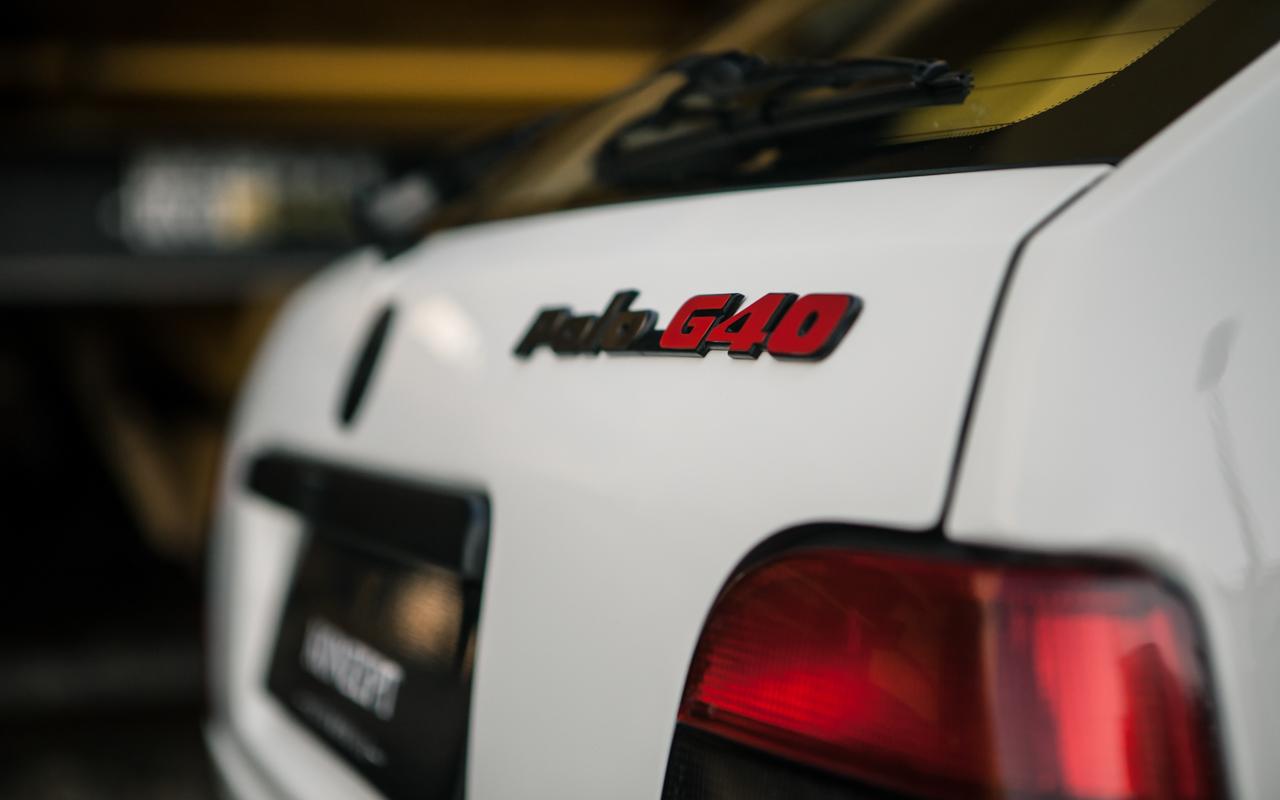 Volkswagen Polo G40