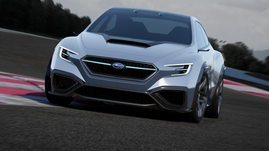 Subaru Viziv Performance Concept