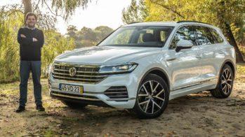 Volkswagen Touareg 2018_teste