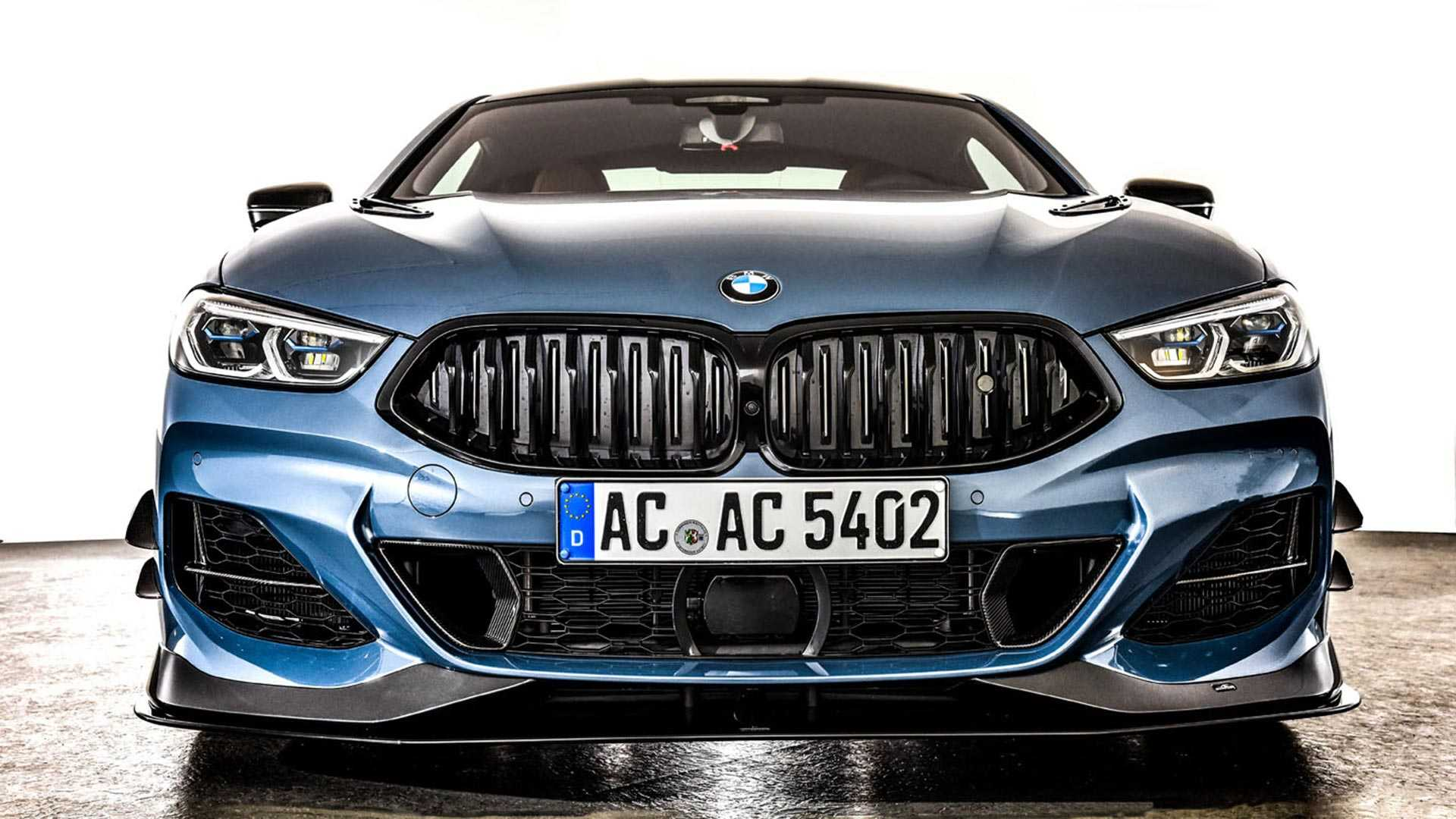 BMW Série 8 Coupé by AC Schnitzer
