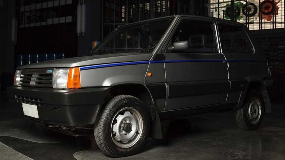 Fiat Panda 4x4 de Gianni Agnelli