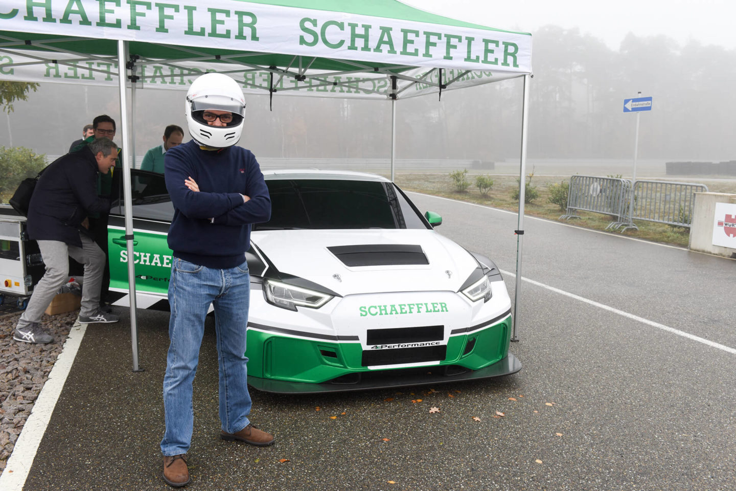 Schaeffler 4ePerformance