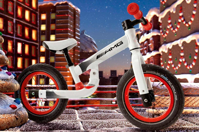 Bicicleta sem pedais AMG
