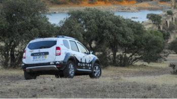 Rotas T.T.Dacia Duster no Guadiana