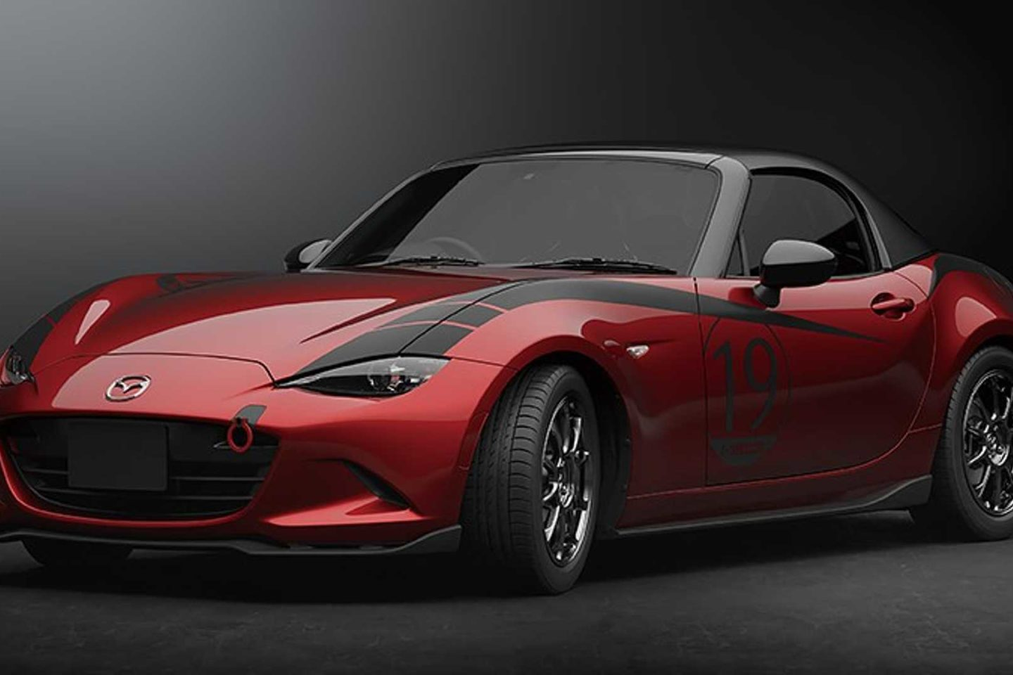 Mazda Roadster Drop-Head Coupe