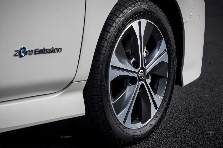 Nissan Leaf jantes