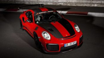 Porsche 911 GT2 RS Manthey Racing