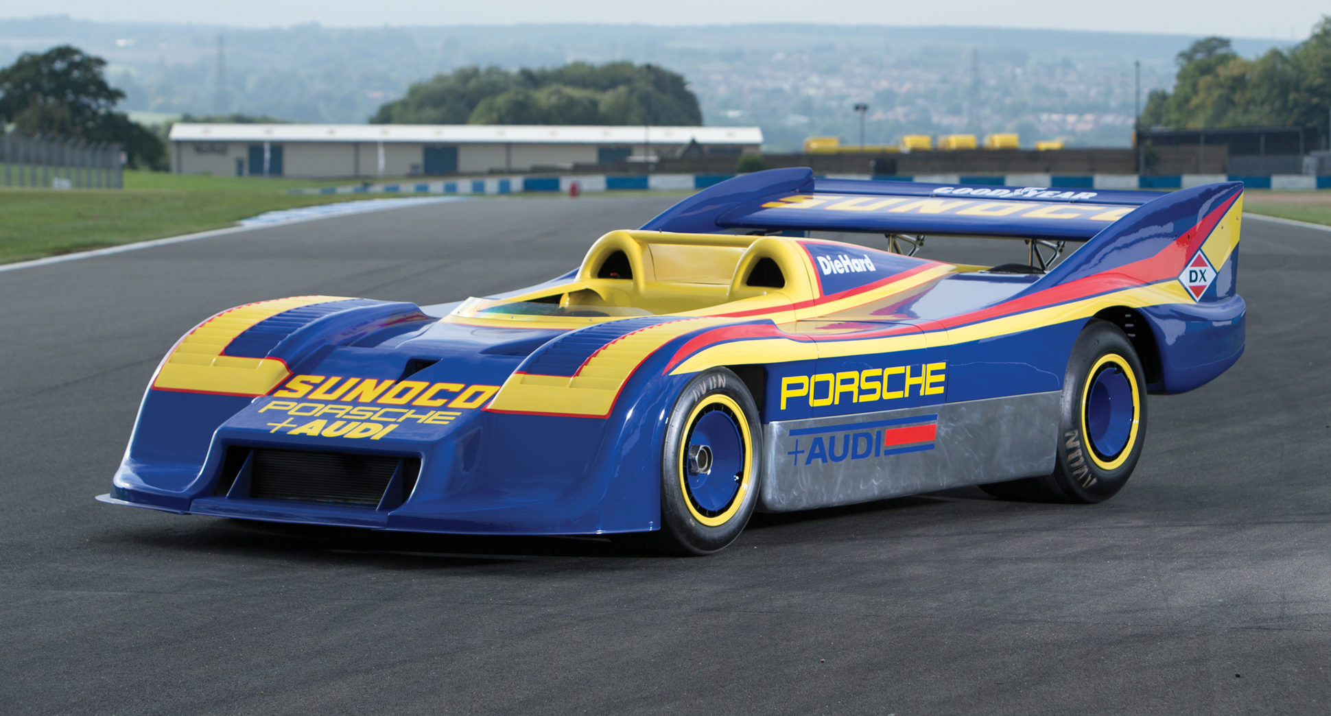 Porsche 917/30 Spyder
