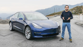 Tesla Model 3 Performance teste portugal