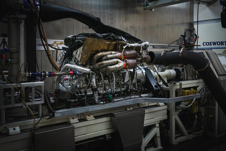 Aston Martin Valkyrie 6.5 V12