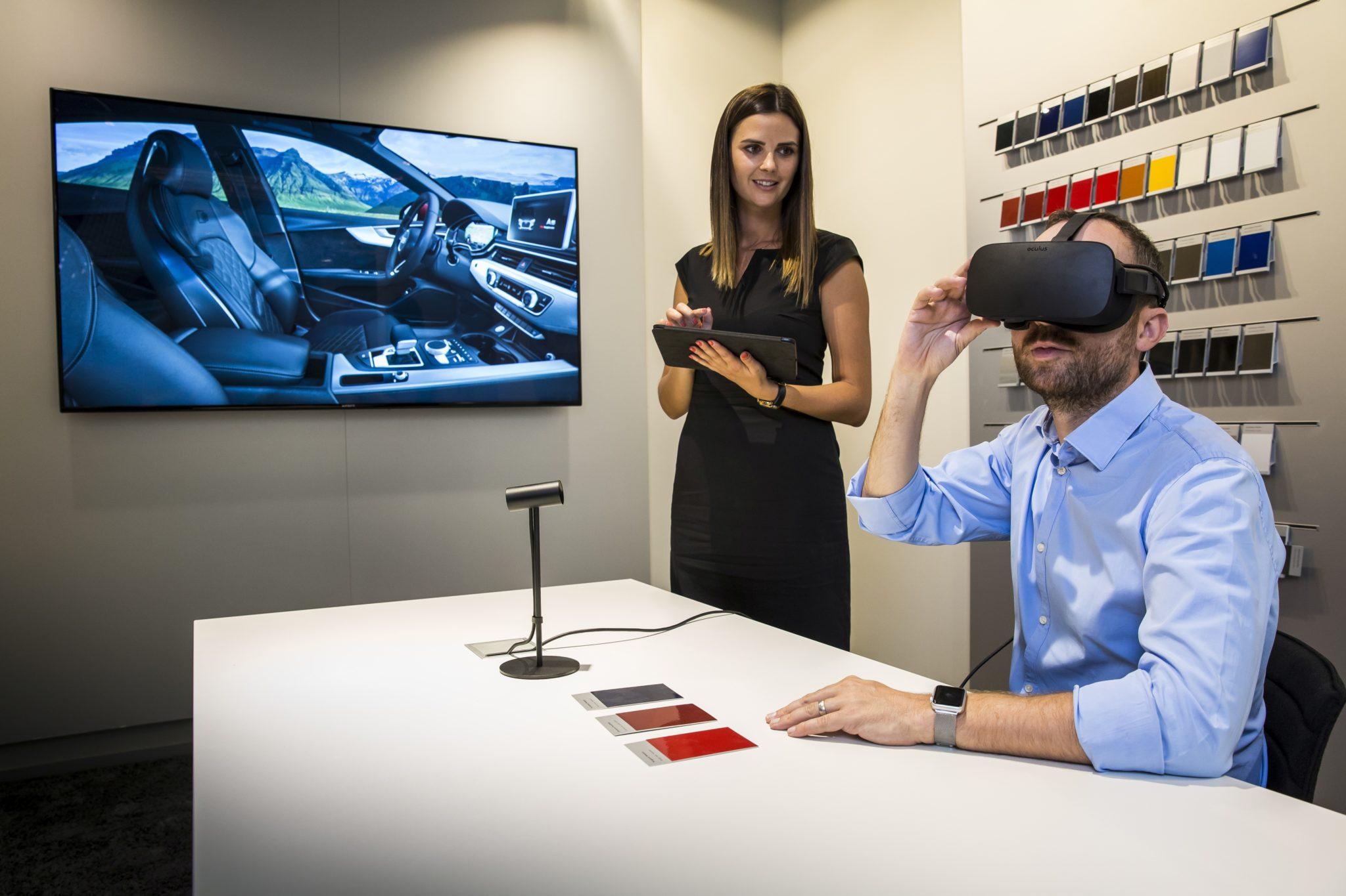 Audi Virtual Retail