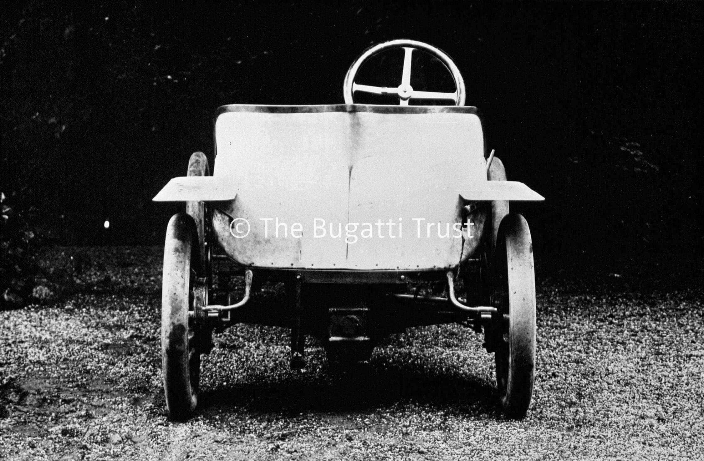 Bugatti Type 10