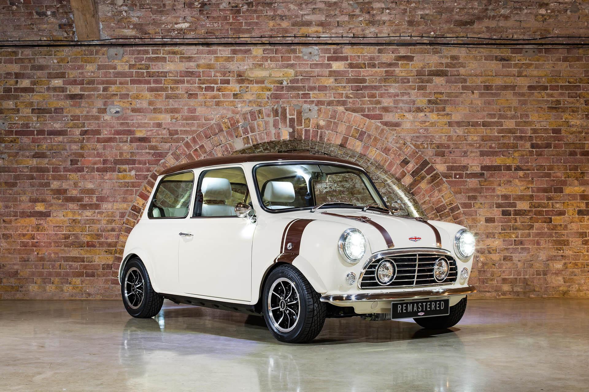 David Brown Automotive Mini Remastered