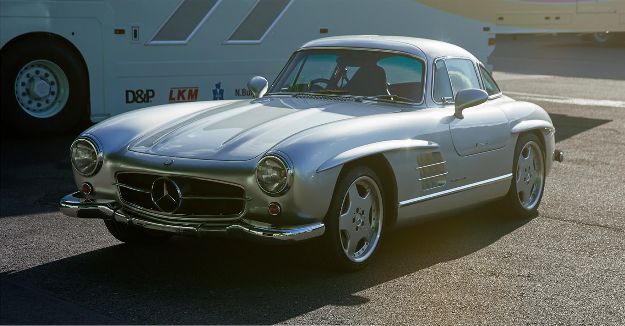 Mercedes-Benz 300 SL Gullwing 1955, AMG
