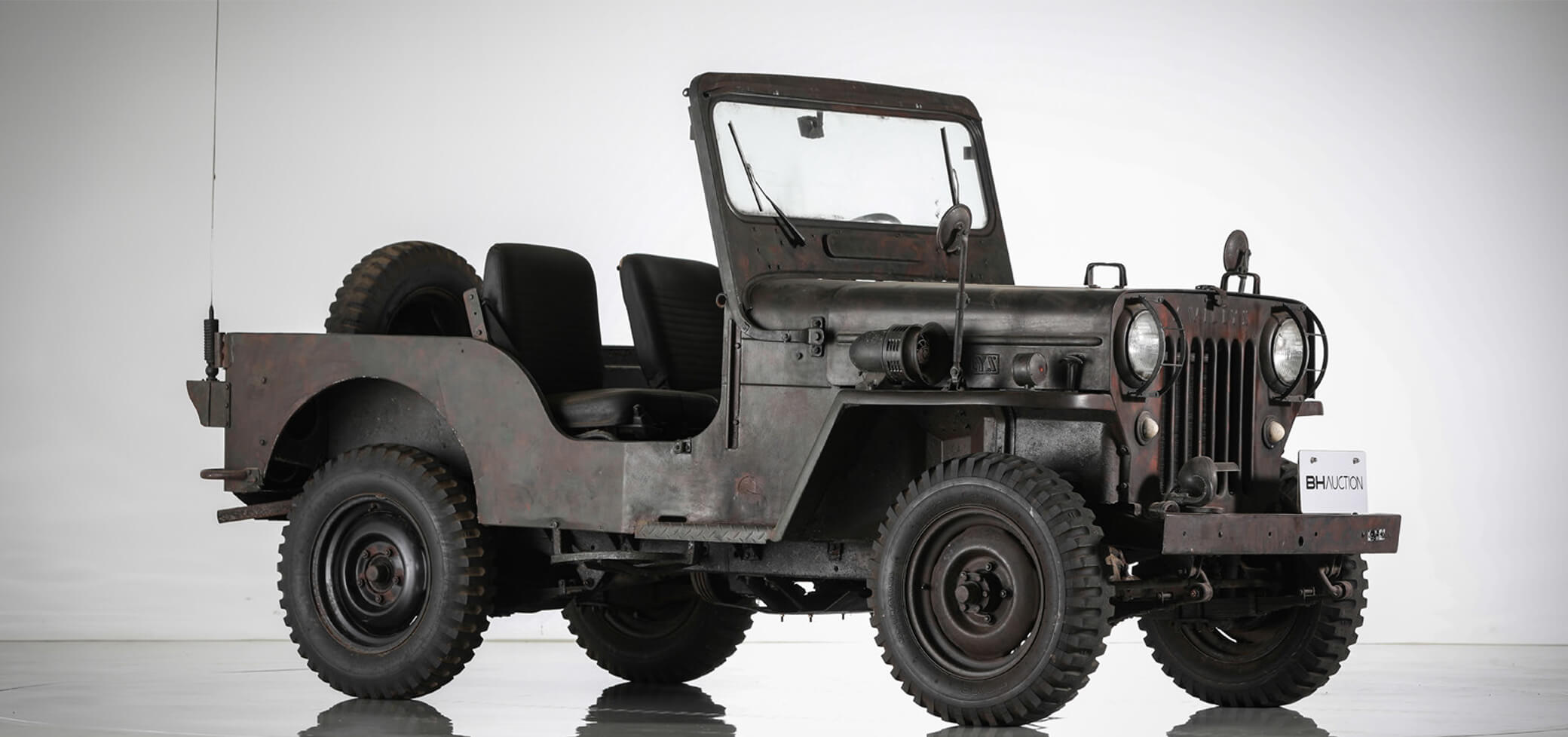 Mitsubishi Willys Jeep CJ3b, 1959