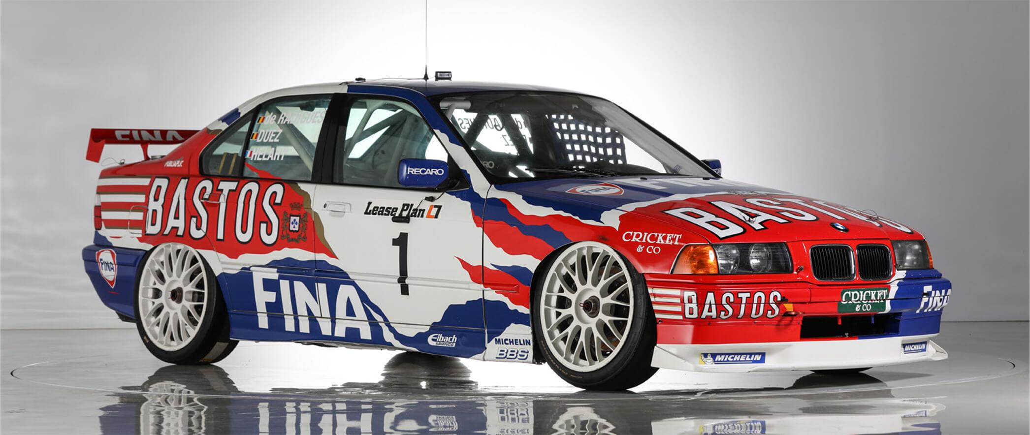 BMW 320 ST, 1995